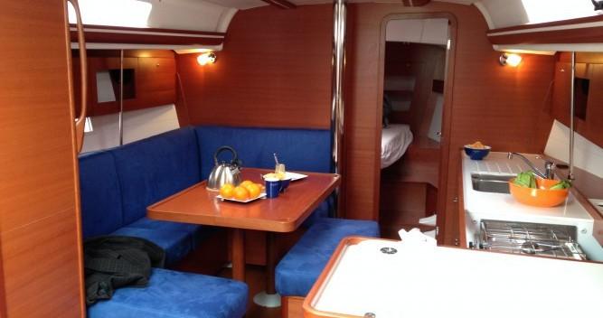 Rental yacht Sanary-sur-Mer - Dufour Dufour 375 on SamBoat