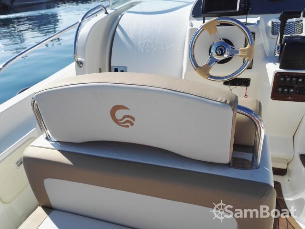 Boat rental Mandelieu-la-Napoule cheap Tempest 900 WA