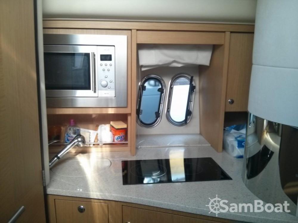 Rental Motorboat in  - Moa Platinum 40