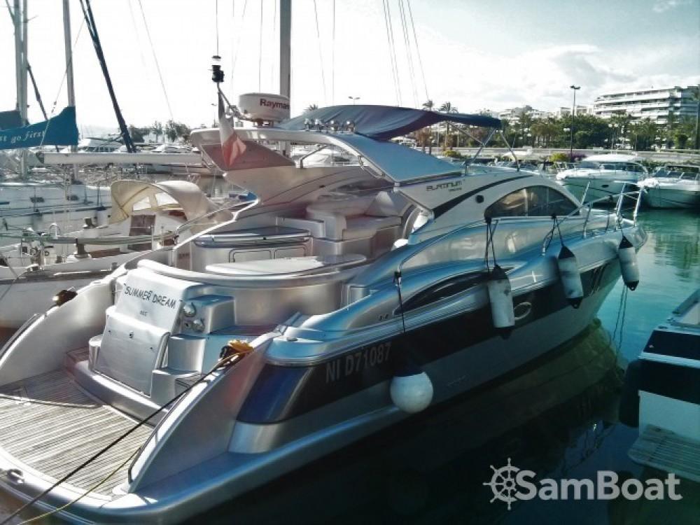 Rental yacht  - Moa Platinum 40 on SamBoat