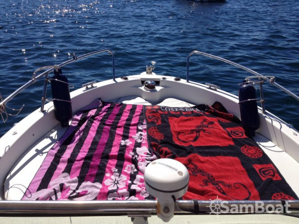 Hire Motor boat with or without skipper Pacific Craft Antibes