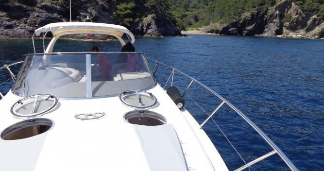 Rental yacht Toulon - Cranchi Endurance 39 on SamBoat