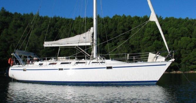 Boat rental Toulon cheap Gib Sea 442