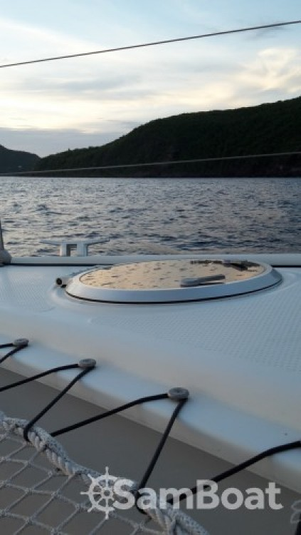 Catamaran for rent Baie-Mahault at the best price