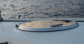 Fountaine Pajot Mahe 36 between personal and professional Pointe-à-Pitre