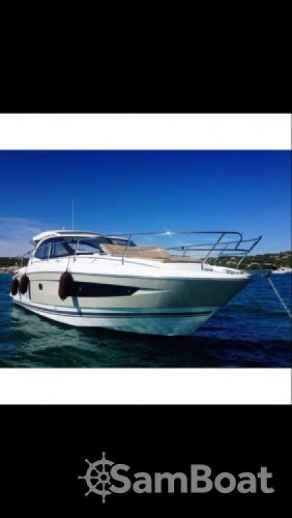 Boat rental Vallauris cheap Leader36