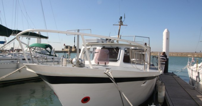 Rental Canal boat in Nantes - Kompier Kruiser AK