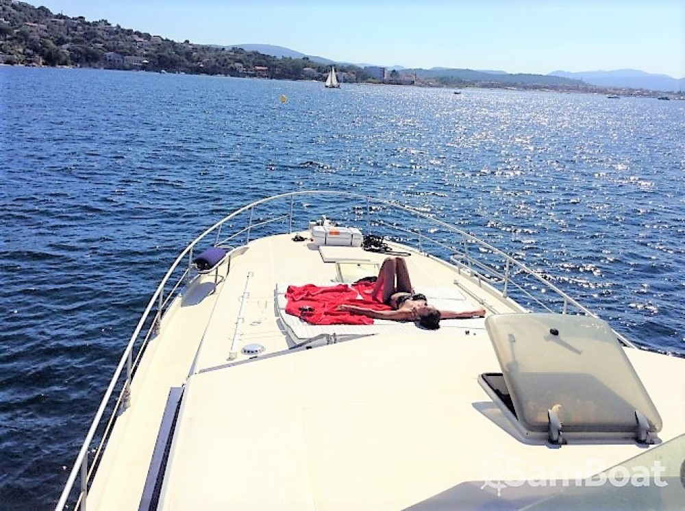 Rental yacht Grimaud - Guy Couach Guy Couach 1601 Fly on SamBoat