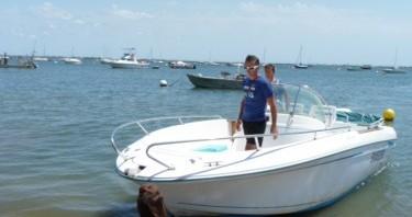 Boat rental L'Herbe cheap Cap Camarat 625