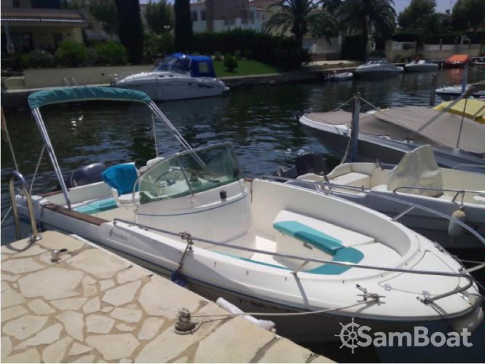 Boat rental Jeanneau Cap Camarat 625 in  on Samboat