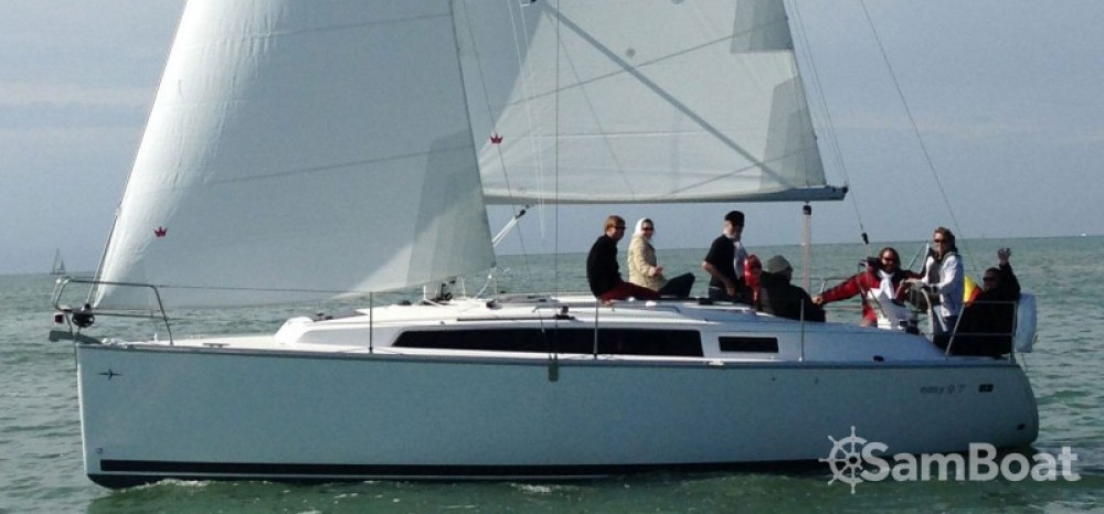 Hire Sailboat with or without skipper Bavaria Nieuwpoort