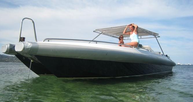 Boat rental Port Grimaud cheap Catamaran