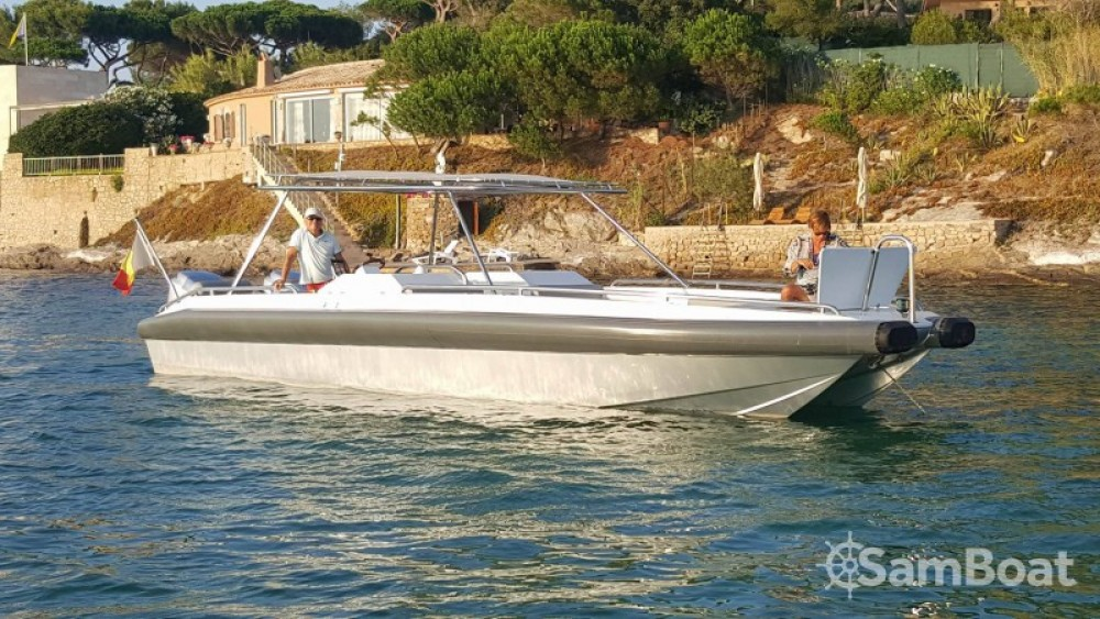 Hire Motor boat with or without skipper Ivela Port Grimaud
