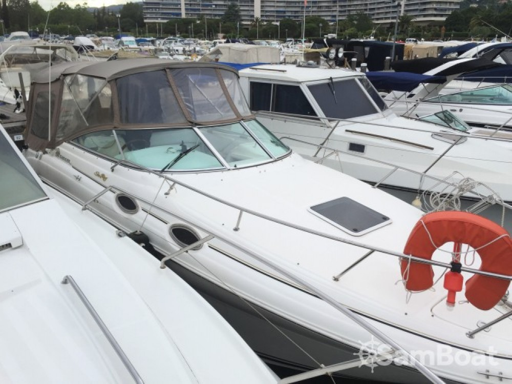 Rental yacht Mandelieu-la-Napoule - Sea Ray Sea Ray 260 Sundancer on SamBoat