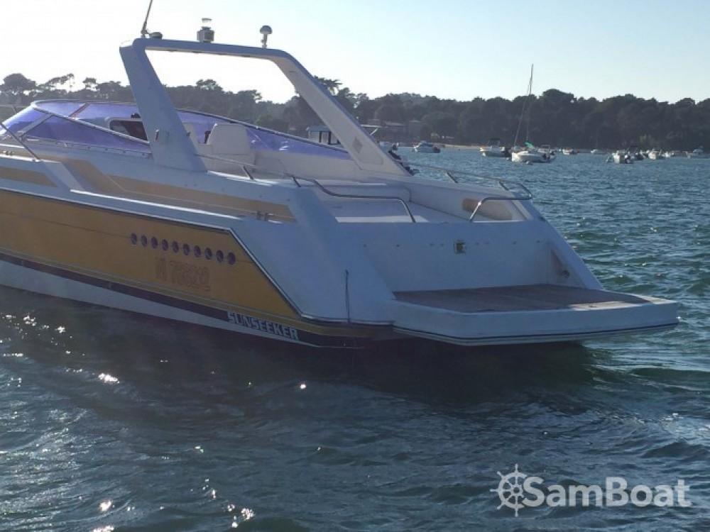 Rental Motor boat in Lège-Cap-Ferret - Sunseeker thunderwalk 43