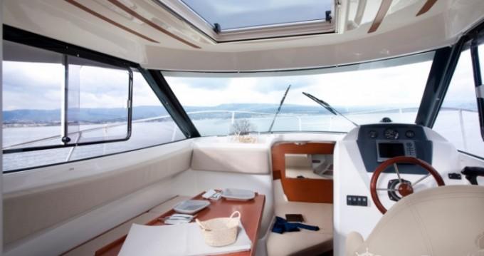 Boat rental La Rochelle cheap Antares 780 HB