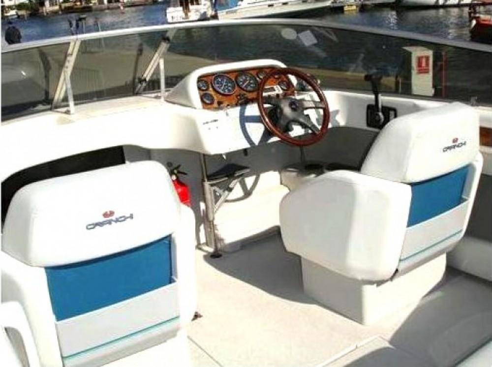 Rental yacht Porto-Vecchio - Cranchi Start 21 on SamBoat