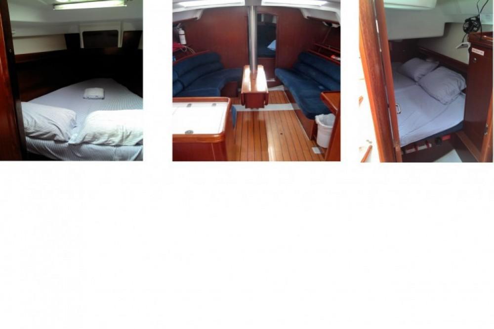 Boat rental Pointe-à-Pitre cheap Oceanis 343