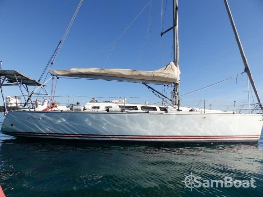 Boat rental Bandol cheap Sun Fast 43