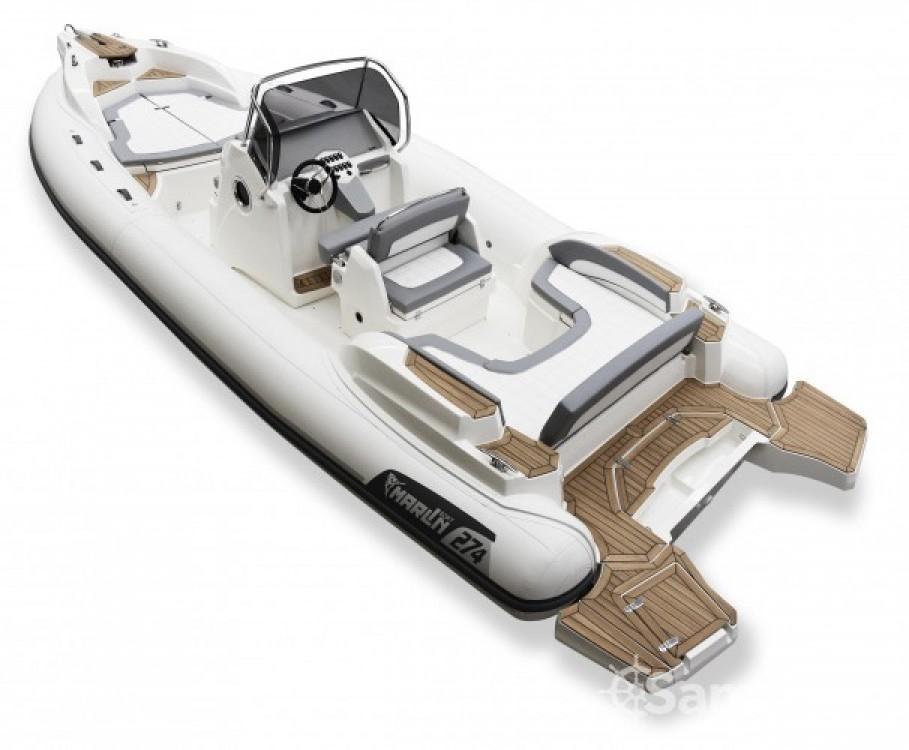 Marlin Marlin Boat 274 between personal and professional Porto-Vecchio