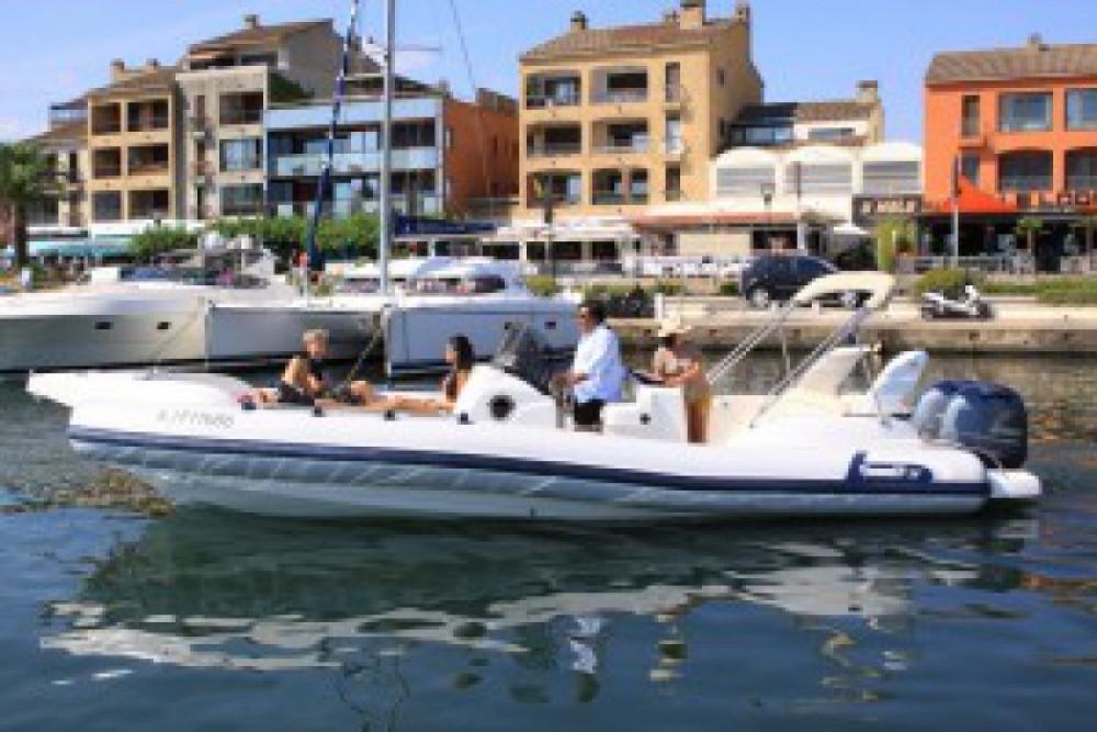 Marlin Marlin Boat 298 Fb between personal and professional Porto-Vecchio