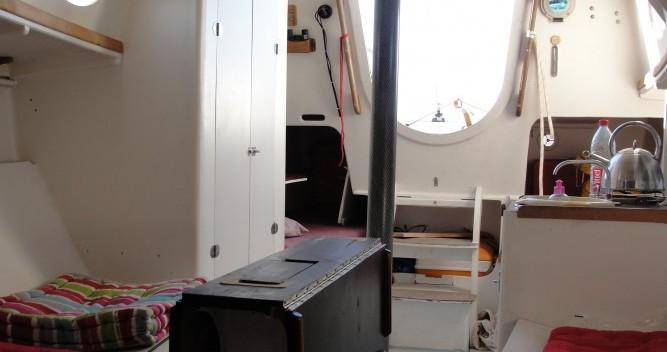 Rental Sailboat in La Rochelle - Chantier-Mer one off