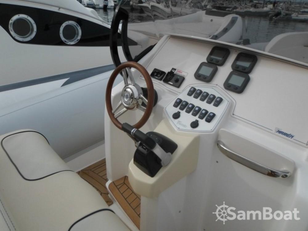 Hire RIB with or without skipper Marlin Porto-Vecchio
