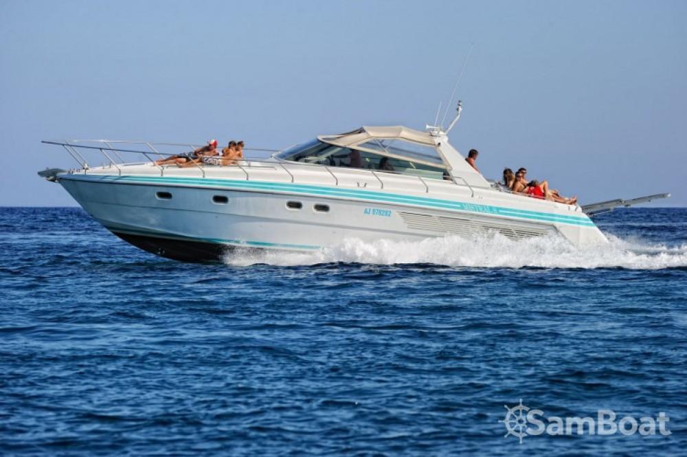 Rental Motor boat in  - Raffaelli 48 MISTRAL OPEN