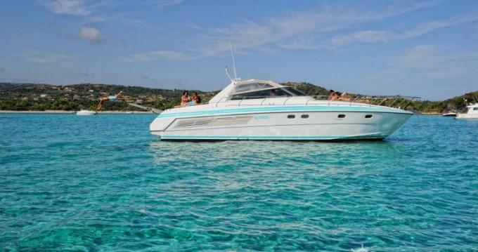 Rental Motorboat in Porto-Vecchio - Raffaelli 48 MISTRAL OPEN