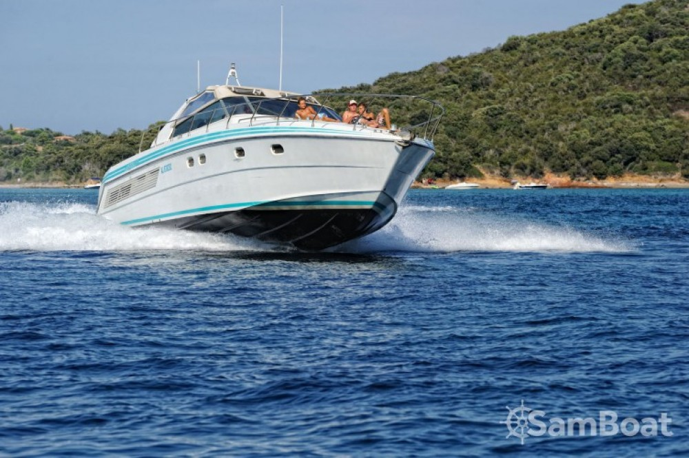 Raffaelli 48 MISTRAL OPEN between personal and professional