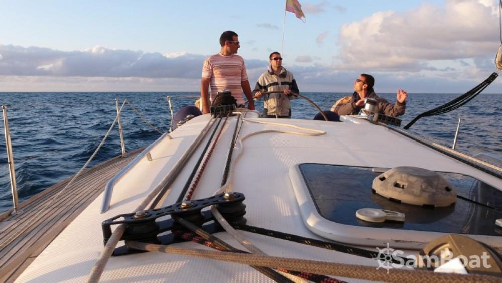 Boat rental Saint-Sébastien cheap First 40.7