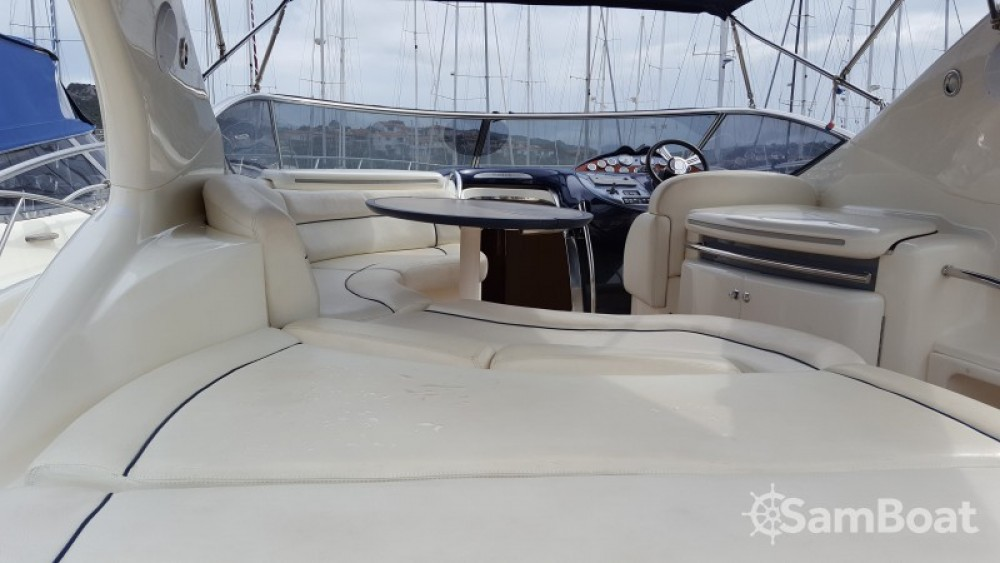 Gobbi Atlantis 42 between personal and professional Saint-Mandrier-sur-Mer