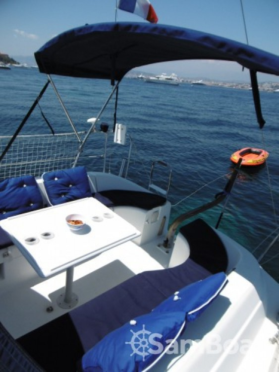 Hire Sailboat with or without skipper Jeanneau Golfe-Juan