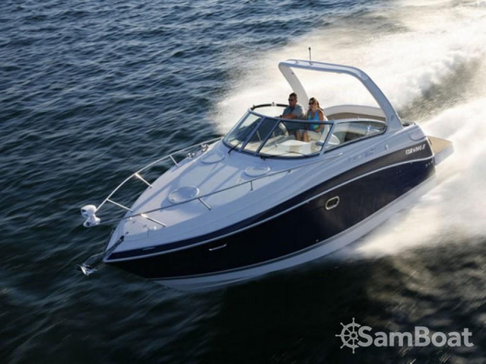 Rental Motorboat in Mandelieu-la-Napoule - Four Winns Vista 288
