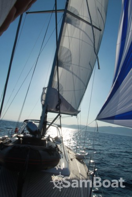 Rental yacht Nice - Bénéteau Oceanis 48 on SamBoat