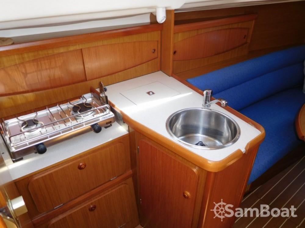 Rental Sailboat in Vallauris - Jeanneau Sun Odyssey 29.2
