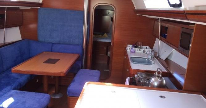 Boat rental Saint-Mandrier-sur-Mer cheap Dufour 405 Grand Large