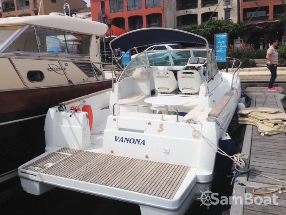 Rental yacht Porto-Vecchio - Bénéteau Ombrine 800 on SamBoat