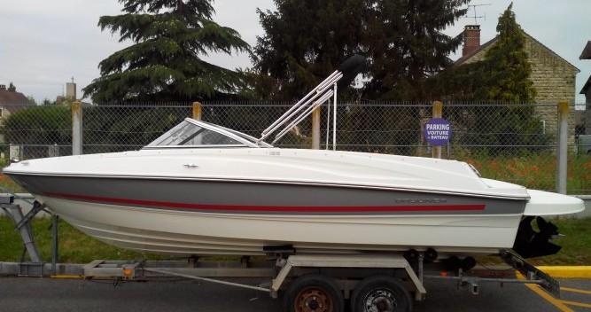 Rental Motorboat in La Rochelle - Bayliner Bayliner 185 BR