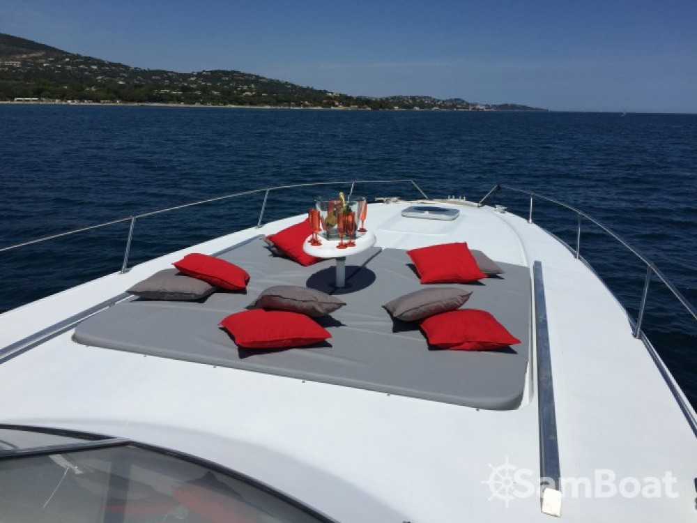Hire Yacht with or without skipper Technomarine Saint-Tropez