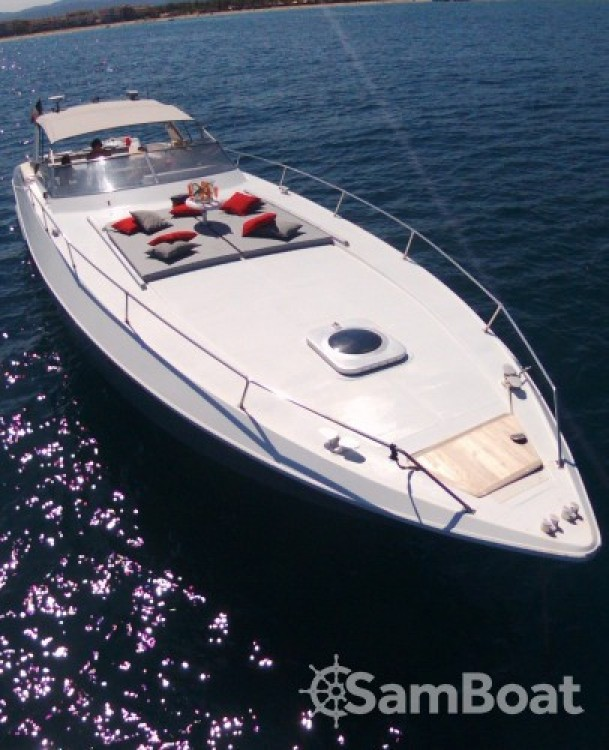 Rental Yacht Technomarine with a permit