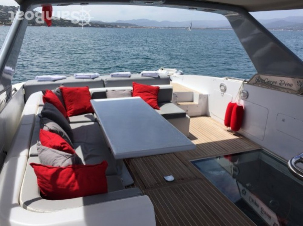 Boat rental Technomarine Cobra 65 in Saint-Tropez on Samboat