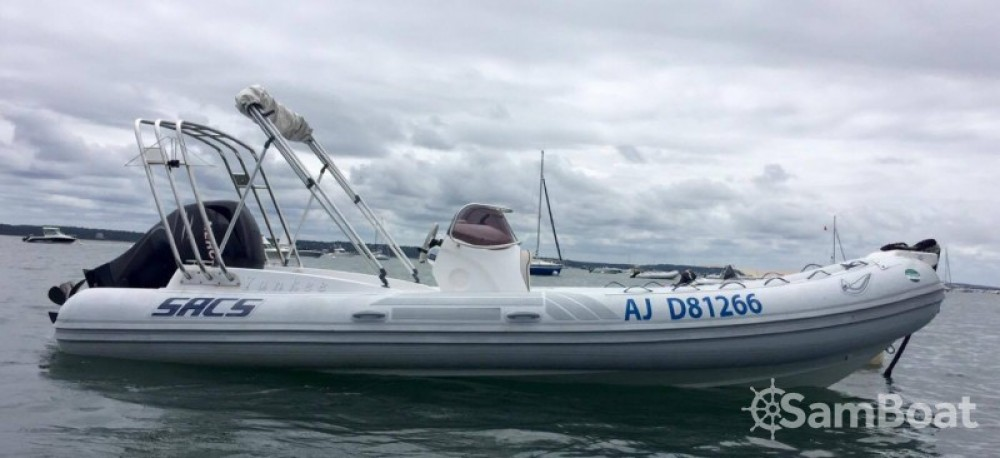 Rental yacht Lège-Cap-Ferret - Sacs Sacs S 640 on SamBoat