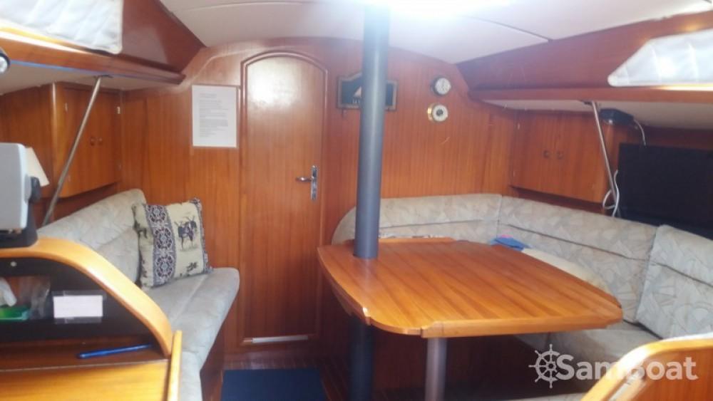 Rent a Jeanneau Sun Odyssey Toulon