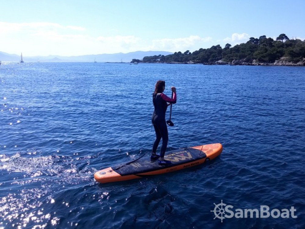 Quicksilver Activ 535 Open between personal and professional Antibes