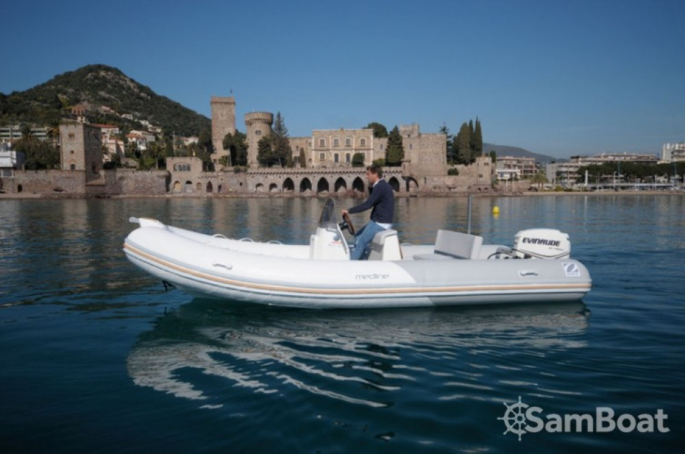 Zodiac Medline 580 between personal and professional Toulon