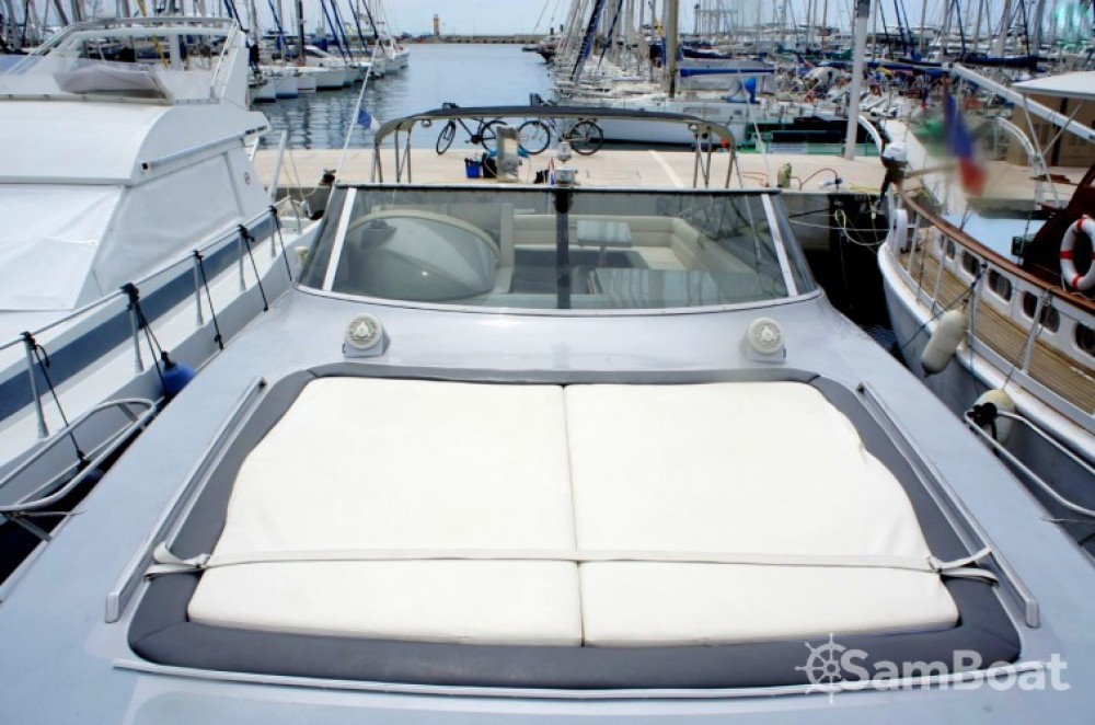 Boat rental Cannes cheap Blade Marine 50