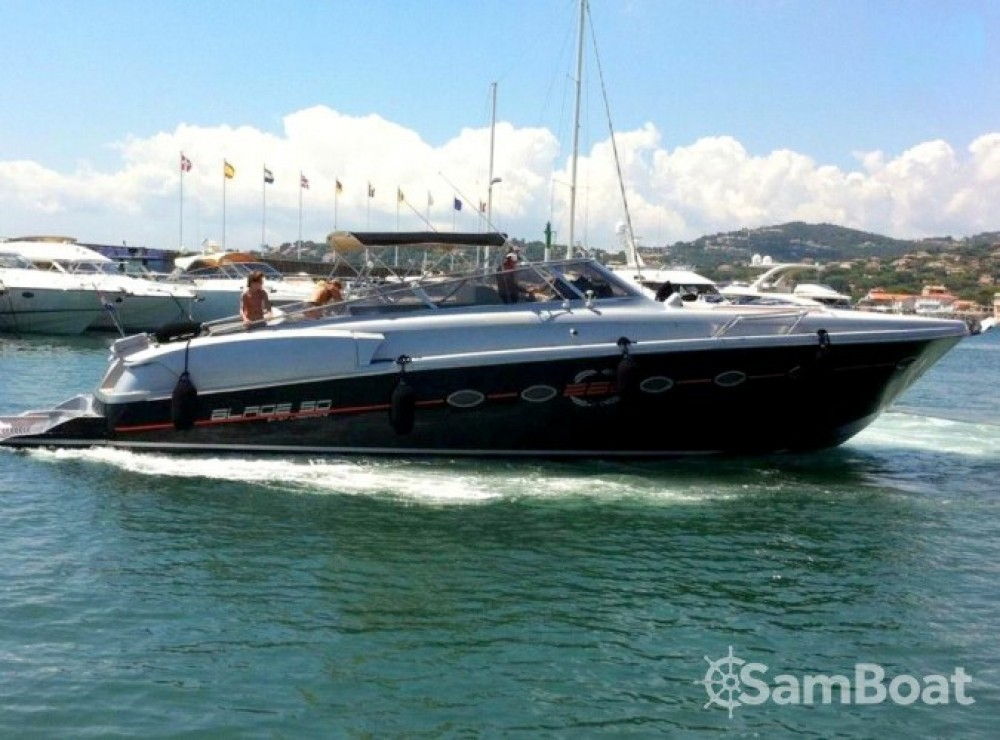 Rental yacht Cannes - Solare Blade Marine 50 on SamBoat
