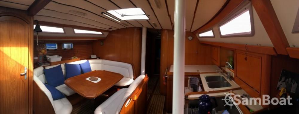 Boat rental Saint-Mandrier-sur-Mer cheap Sun Odyssey 44