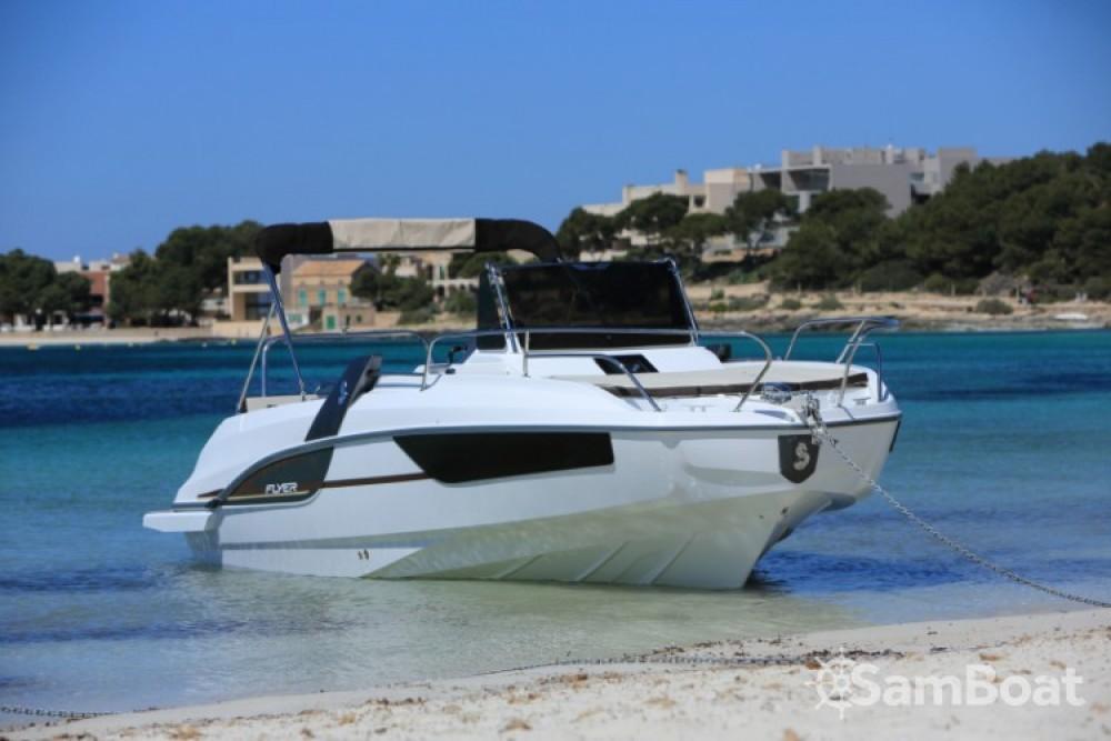 Boat rental Bénéteau Flyer 7 in  on Samboat